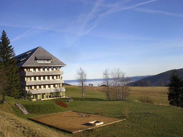 freiburg schauinsland halde hofsgrund erzkasten im schwarzwald oberhalb von. Black Bedroom Furniture Sets. Home Design Ideas