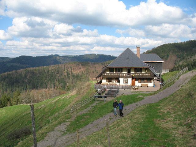 Freiburg schwarzwald.de: höfener hütte im südlichen hochschwarzwald