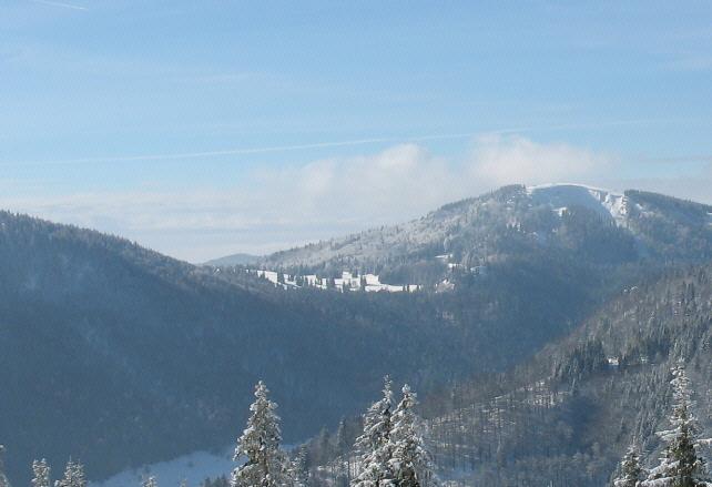 berg im schwarzwald