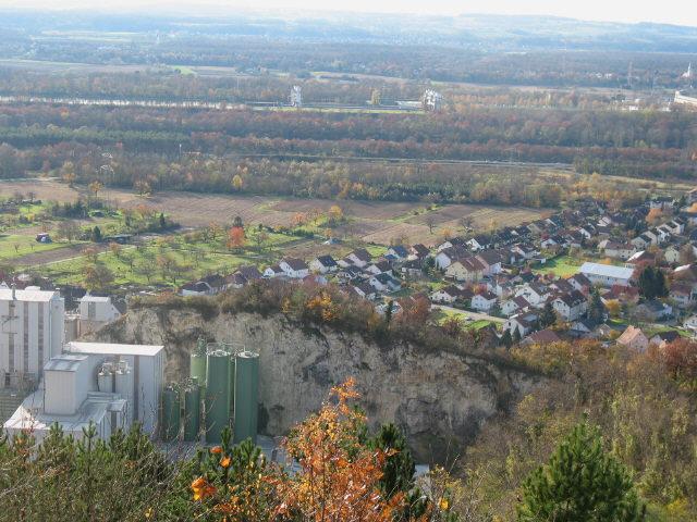 Freiburg-Schwarzwald.de: Istein - Isteiner Klotz im
