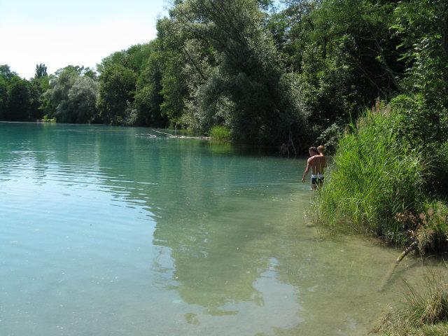 Baggersee Lahr