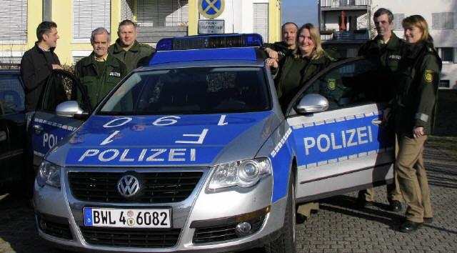 Polizeirevier Freiburg Süd