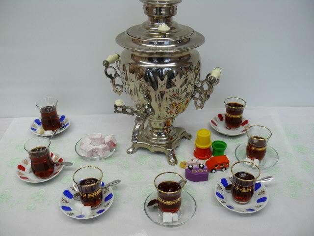 türkischer tee zubereiten