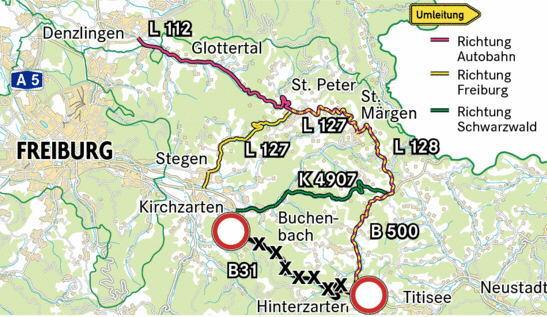 forstreviere breisgau hochschwarzwald