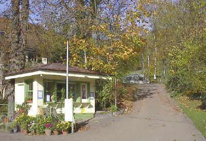 kleiner ruhiger wohnmobilplatz im schwarzwald